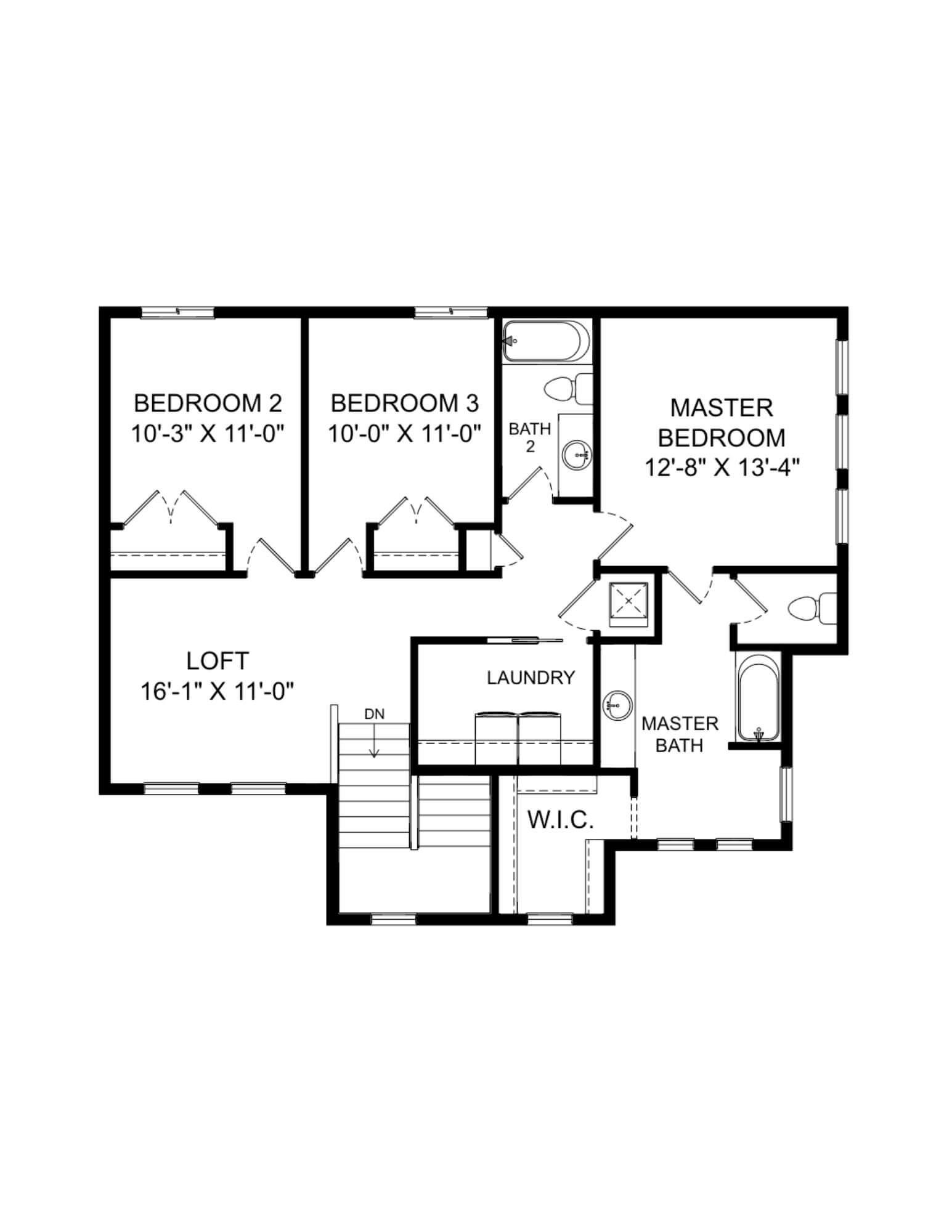 Xavier Second Floor